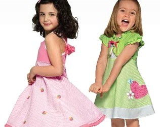 Pretty Easter Dresses For Toddlers And Little Girls