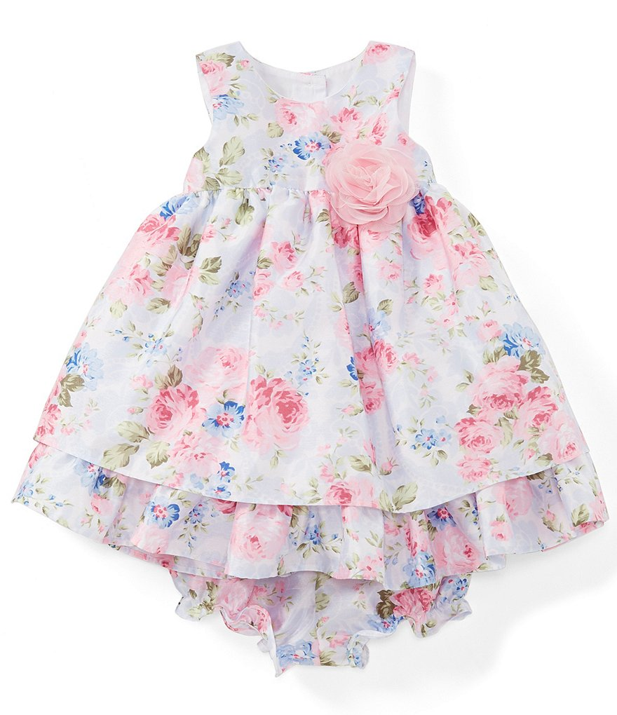 bf832ce3ca2 Cute Infant Baby Girl Easter Dresses For Holidays And Special ...