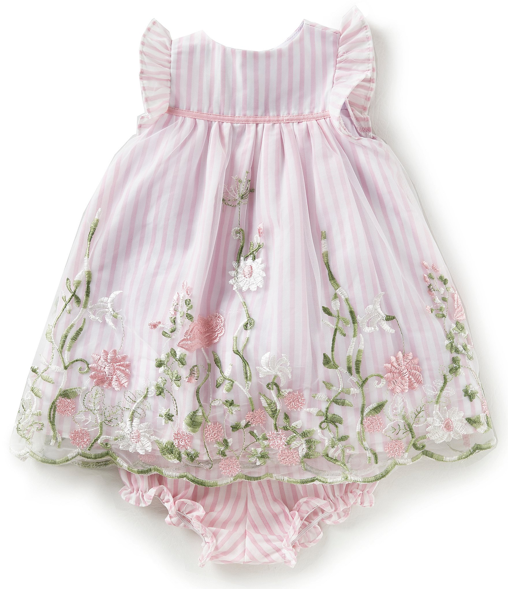 Cute Infant Baby Girl Easter Dresses For Holidays And Special Occasions - Adorable Children's Clothing & Accessories