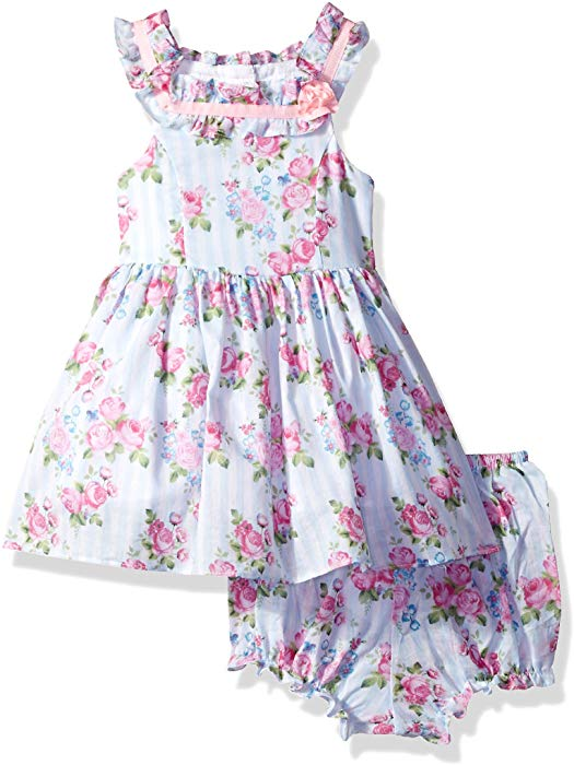 f54c25d01 Cute Infant Baby Girl Easter Dresses For Holidays And Special ...