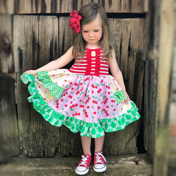 Cute Summer Dresses For Girls For Everyday Wear Or Special Occasions - Adorable Children's Clothing & Accessories