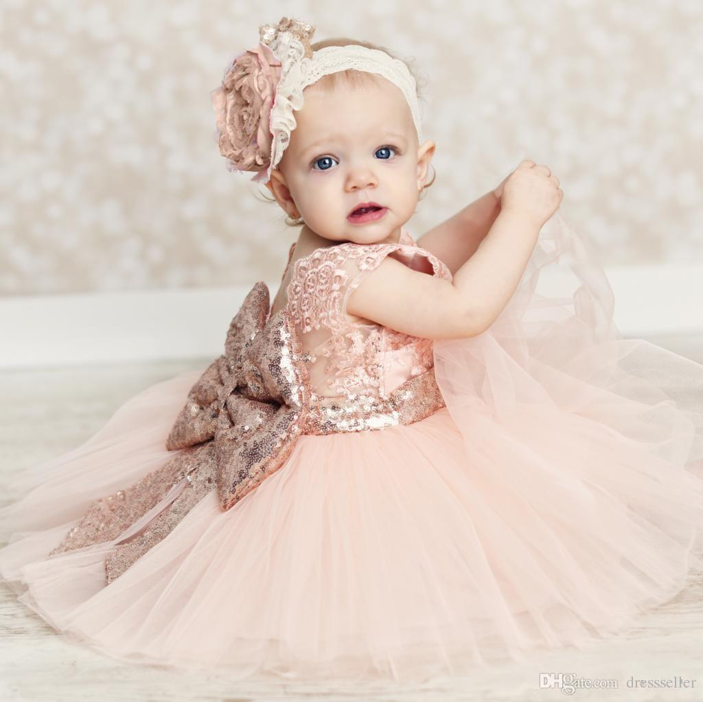 Beautiful Baby Girl Dresses For Special Occasions - Adorable