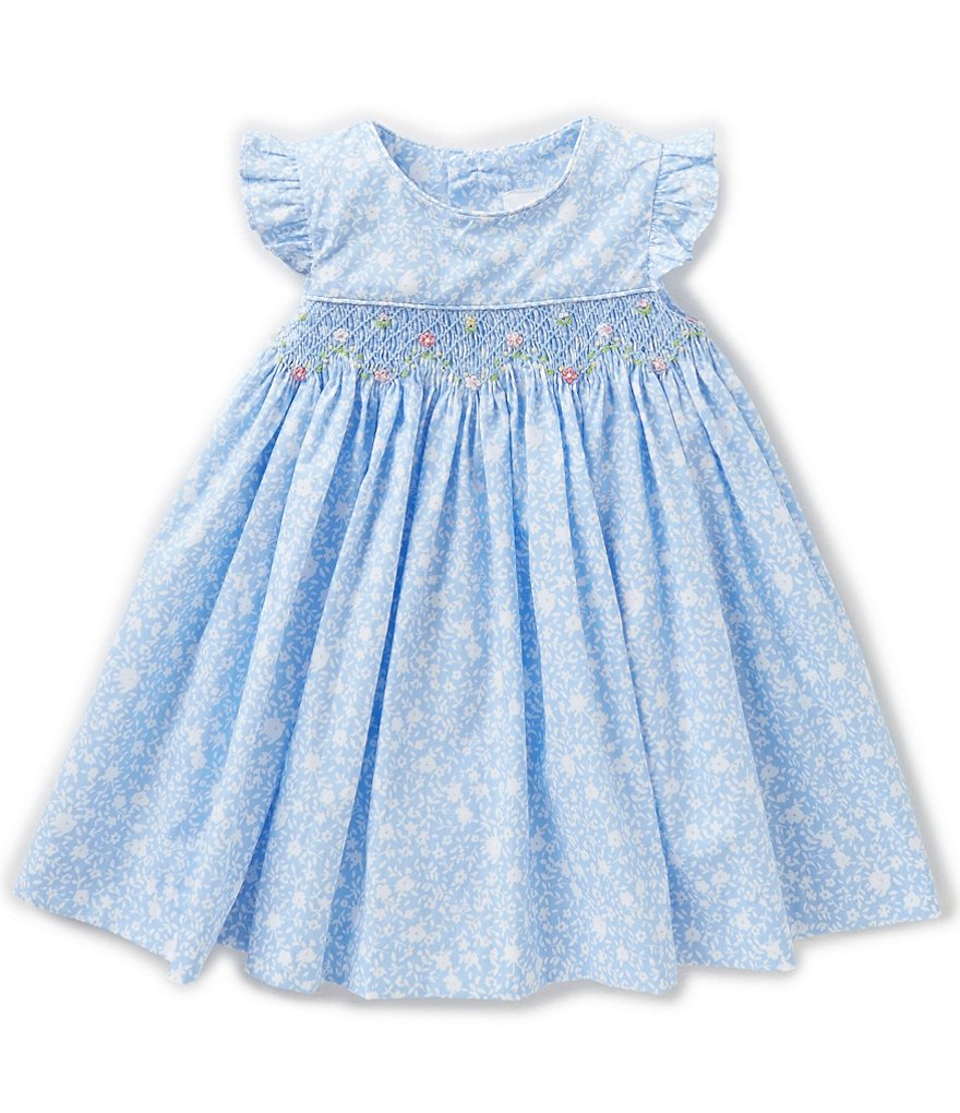 a38a31e803a Smocked Easter Dresses For Babies   Toddler Girls – Reviews ...