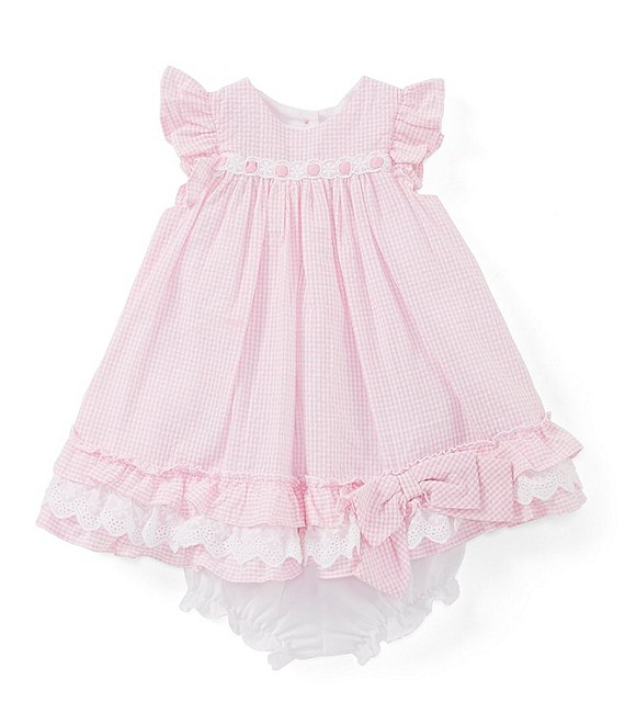 d00a9218f Fancy Infant Easter Dresses For Baby Girls - Adorable Children's ...